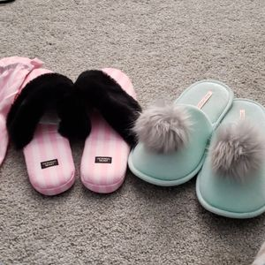 Victoria Secret Slippers szMed